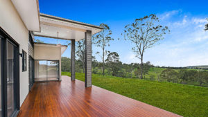 New home built in Toowoomba
