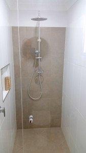 murden shower renovation
