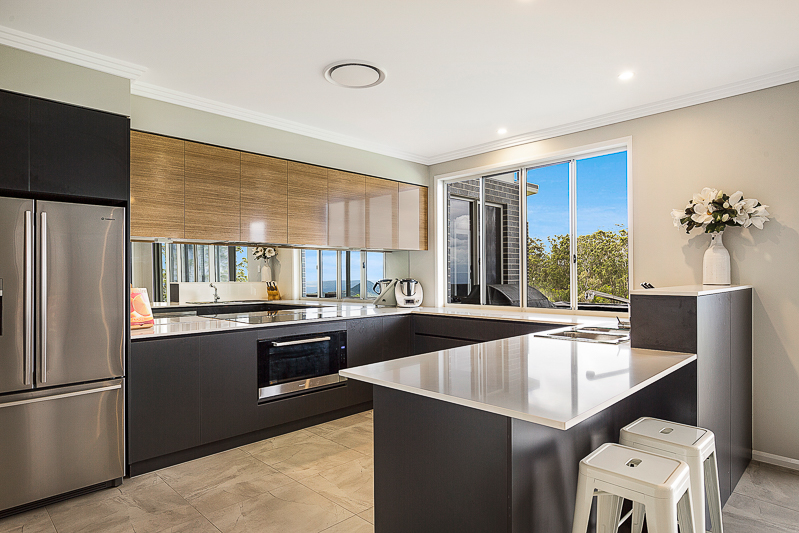 Luxury kitchen builder